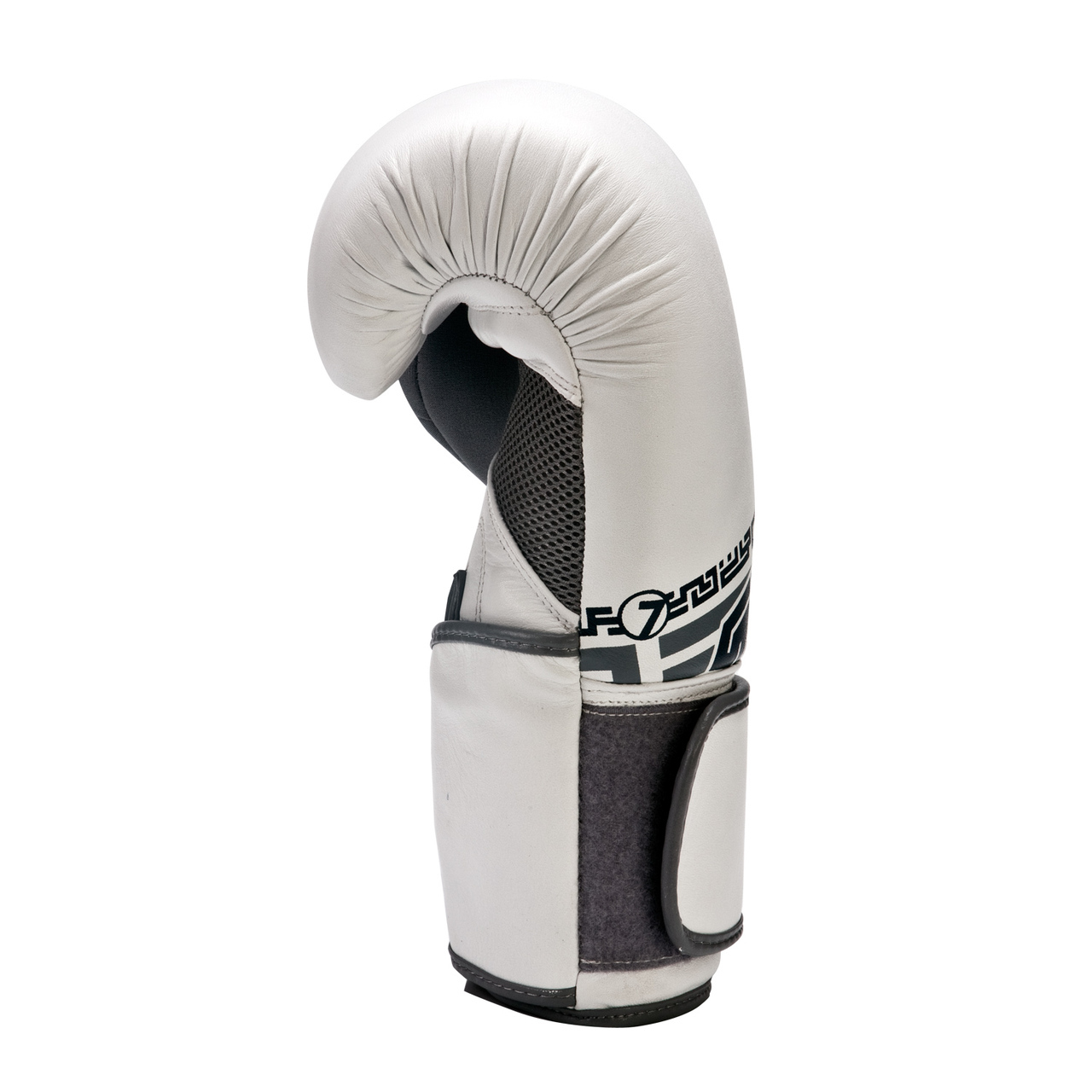 Shiv Naresh Teens Boxing Gloves 12oz: SEVEN AMERICAN BOXING GLOVE WHITE On Sale Only $79.95