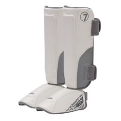 SEVEN STAND UP SHIN GUARD WHITE