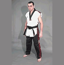 SLEEVLESS PHOENIX TKD UNIFORM