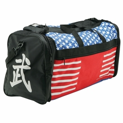 STARS AND STRIPES BIG SPORTS BAG
