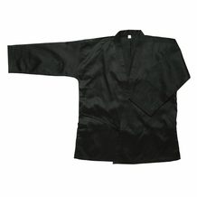 STUDENT KARATE GI BLACK TOP 7oz