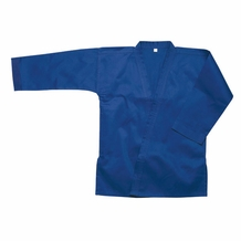 STUDENT KARATE GI BLUE TOP 7oz