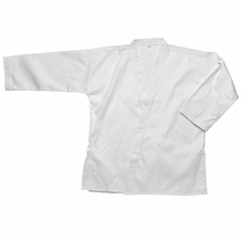 STUDENT KARATE GI WHITE TOP 7oz
