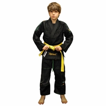 SUBMISSION SPROUT KIDS GI BLACK