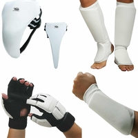 TAEKWONDO CLOTH SPARRING GEAR SET