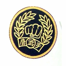 TANG SOO DO GOLD PATCH