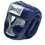 THAISMAI BOXING HEAD GEAR BLACK - image 1