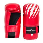 TIGER CLAW ACTION CHOP GLOVES - image 2