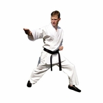 TIGER CLAW ELITE TRADITIONAL KARATE UNIFORM - image 1
