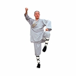 TIGER CLAW SHAOLIN MONK ROBE - image 1