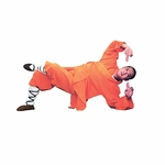 TIGER CLAW SHAOLIN MONK ROBE - image 2