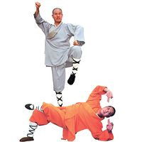 TIGER CLAW SHAOLIN MONK ROBE