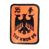 TKD EAGLE PATCH