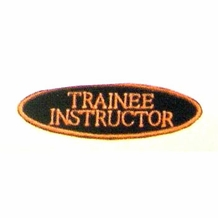TRAINEE INSTRUCTOR EACH PATCH