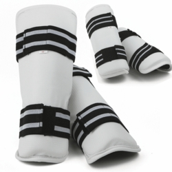 VINYL FOREARM AND SHIN PROTECTOR SET