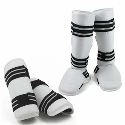 VINYL FOREARM AND SHIN INSTEP PROTECTOR SET