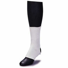 WHITE CLOTH ANKLE GUARD