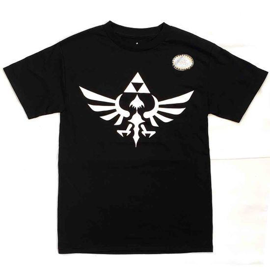 ZELDA TRIFORCE EAGLE T-SHIRT