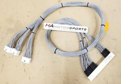 HA Motorsports 02-04 RSX M/T 48 Inch Extension Harness