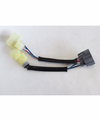 HA Motorsports OBD0 MPFI to OBD2 10-Pin Distributor Adapter
