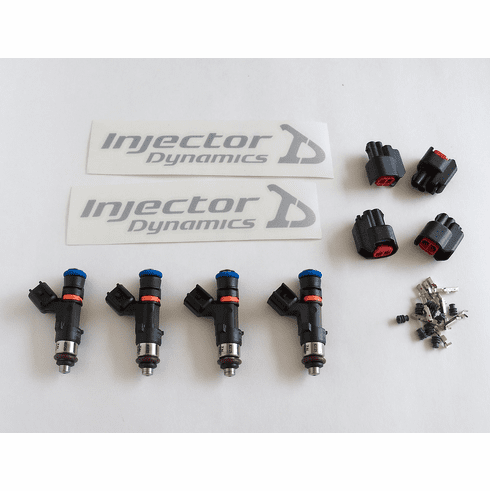 Injector Dynamics ID725 Fuel Injectors Set K Series Engines