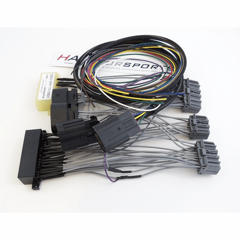 OBD0 DPFI to OBD1 ECU Jumper Harness - Manual Transmission