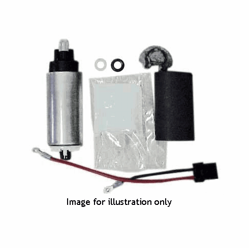 Walbro 255 LPH HP Fuel Pump Kit 92-96 Honda Prelude