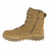 Reebok Sublite Tactical Boot Side Zip Comp Toe RB8809
