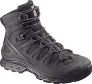 Salomon L37347700 Quest 4D Forces Black Boot