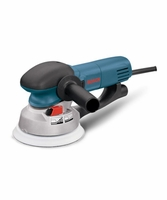 "BOSCH 1250DEVS - 6"" Dual-Mode Electronic Random Orbit SanderPolisher"