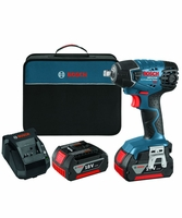 "BOSCH 24618-01 - 1/2"" 18V Impact Wrench"
