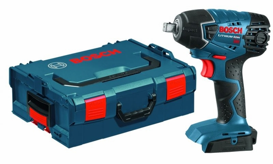BOSCH 24618BL - 1/2 18V Impact Wrench Bare Tool w/L-Boxx 2