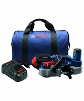 BOSCH BSH180-B14 - 18V Compact Band Saw Kit w/CORE18V Battery