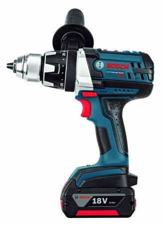 BOSCH DDH181XBL - 18V Brute Tough 1/2 Drill/Driver Kit w/L-Boxx Carrying Case