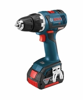 BOSCH DDS182-02 18 V EC Brushless Compact Tough 1/2 In. Drill/Driver