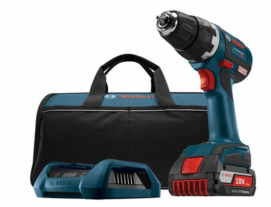 BOSCH DDS182WC-102 - 18V EC Brushless Compact Tough 1/2 Drill/Driver