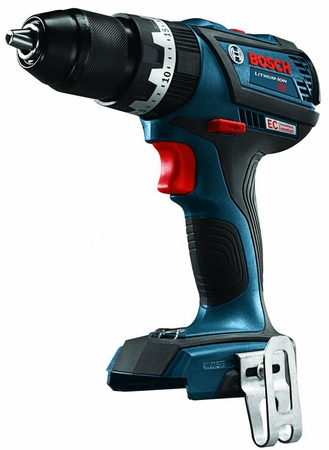 BOSCH DDS183B - 18V EC Brushless Compact Tough 1/2 Drill/Driver