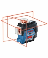 BOSCH GLL3-330C 360 Connected Three-Plane Leveling and Alignment-Line Laser