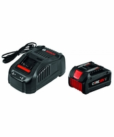 BOSCH GXS18V-01N14 - 18V CORE18V Starter Kit w/(1) CORE18V Battery