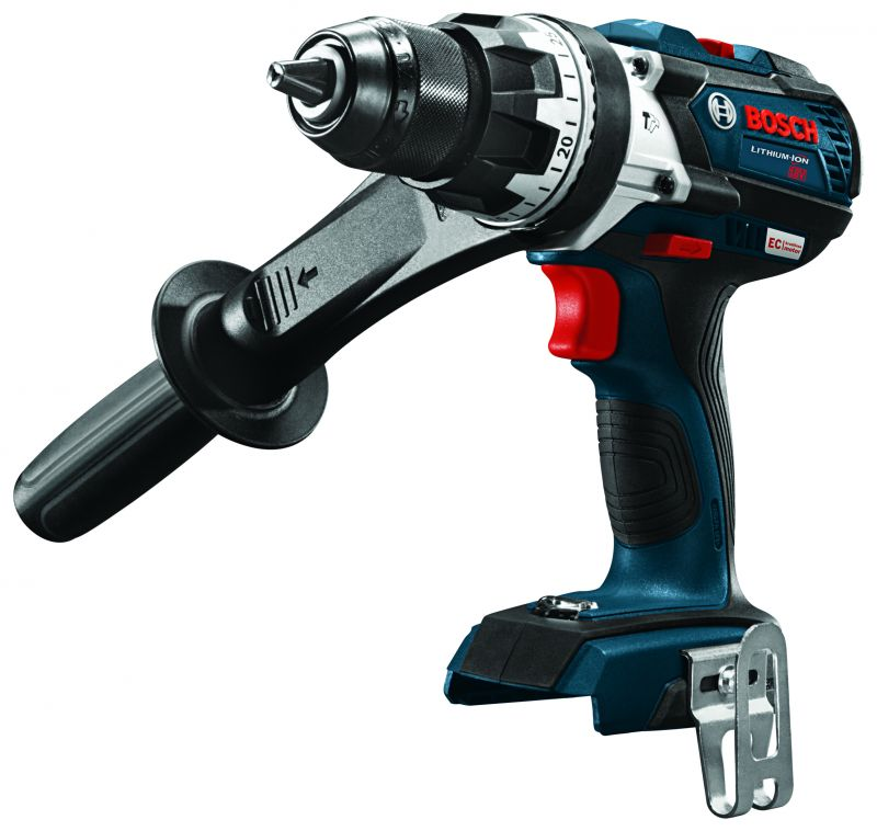 Bosch Hdh183b 18v Ec Brushless Brute Tough 1 2 Hammer Drill Driver