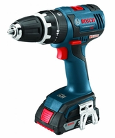 "BOSCH HDS182BL - 18V EC Brushless Compact Tough 1/2"" Hammer Drill/Driver"