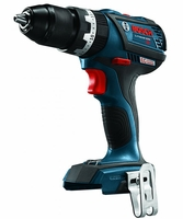 "BOSCH HDS183B - 18V EC Brushless Compact Tough 1/2"" Hammer Drill/Driver"