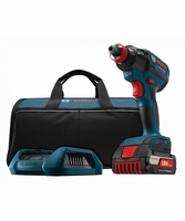 BOSCH IDH182WC-101 - 18V Socket-Ready Impact Driver Wireless Charging Kit
