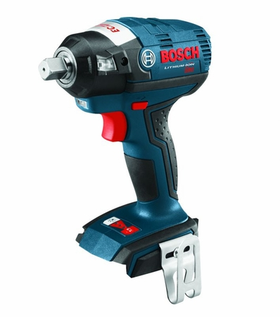 BOSCH IWBH182B - 18V EC Brushless 1/2 Square Drive Impact Wrench w/Detent Pin