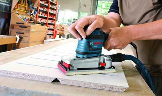 BOSCH OS50VC - Half-Sheet Orbital Finishing Sander w/Vibration Control