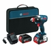 BOSCH IDH182-01 - 18V EC Brushless 1/4 and 1/2 Socket-Ready Impact Driver
