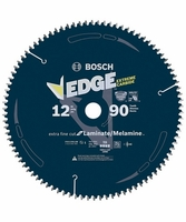 BOSCH PRO1290LAM 12 In. 90 Tooth Edge Circular Saw Blade for Laminate