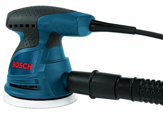 BOSCH ROS10 - 5Single-Speed Palm Random Orbit SanderPolisher