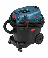 BOSCH VAC090AH 9-Gallon Dust Extractor w/ Auto Filter Clean and HEPA Filter