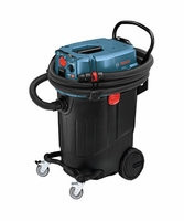BOSCH VAC140AH 14-Gallon Dust Extractor w/ Auto Filter Clean and HEPA Filter